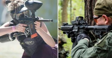 Airsoft Vs. Paintball