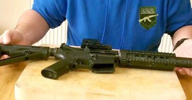 How To Clean An Airsoft Gun