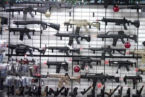 types of airsoft guns