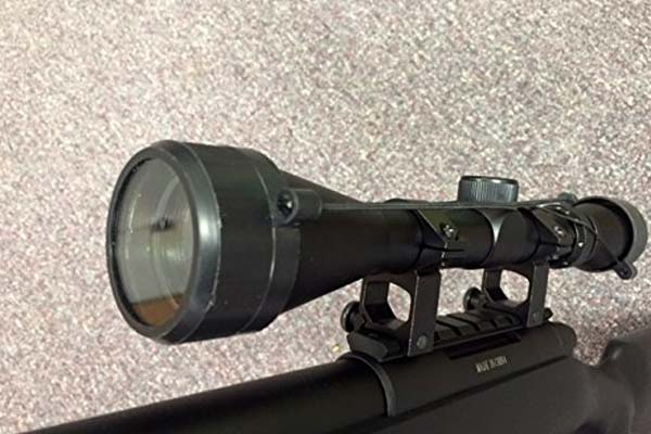 Swiss Arms 3-9 x 40 Airsoft Gun Scope